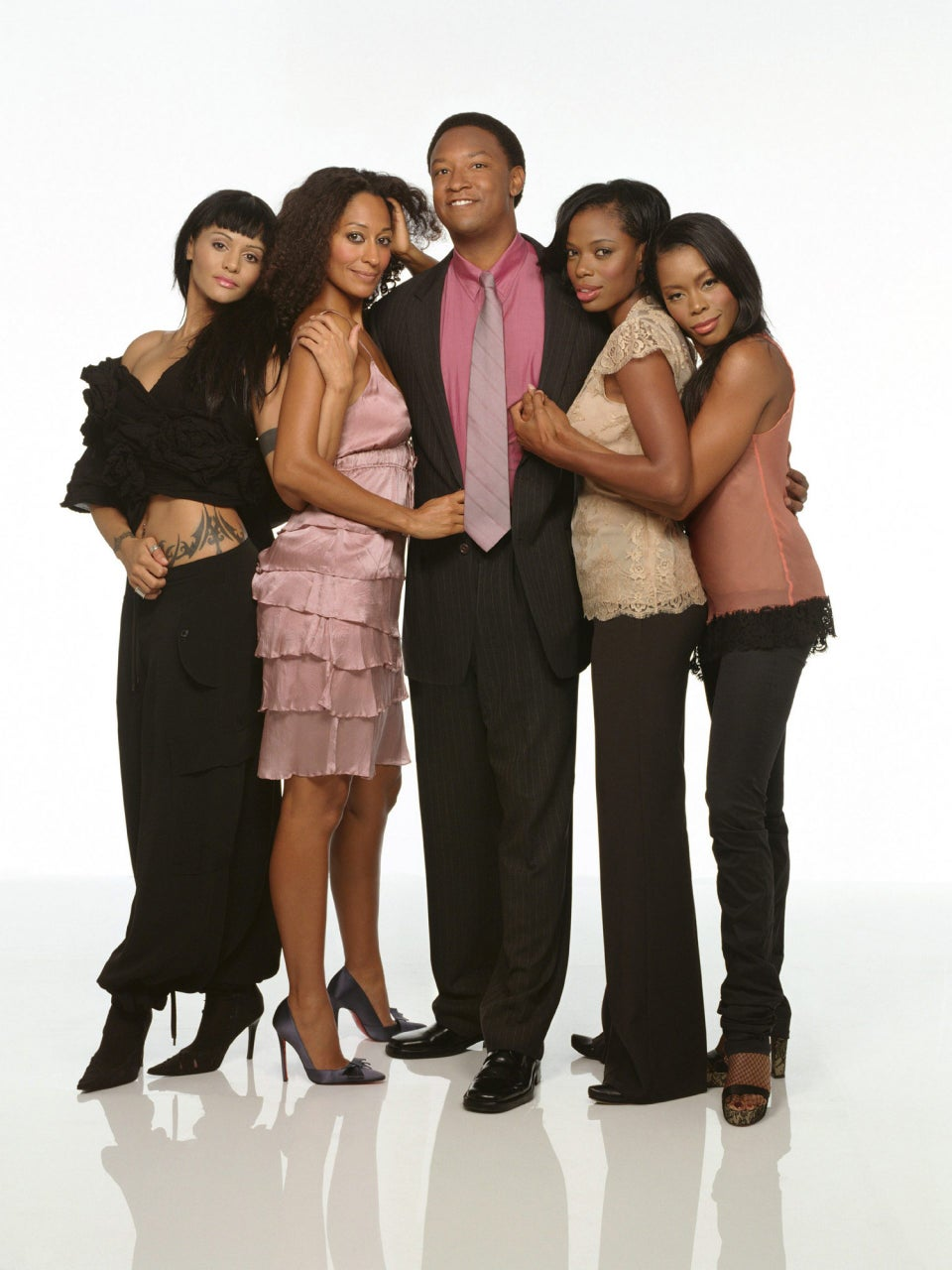 Reggie Hayes Details His Struggle With Finding Work After 'Girlfriends' – 'Those Were Pretty Awful Years'