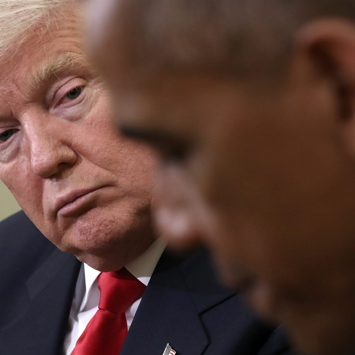 New Book Reveals Basis Behind Trump's Deep-Seated Resentment Toward Obama