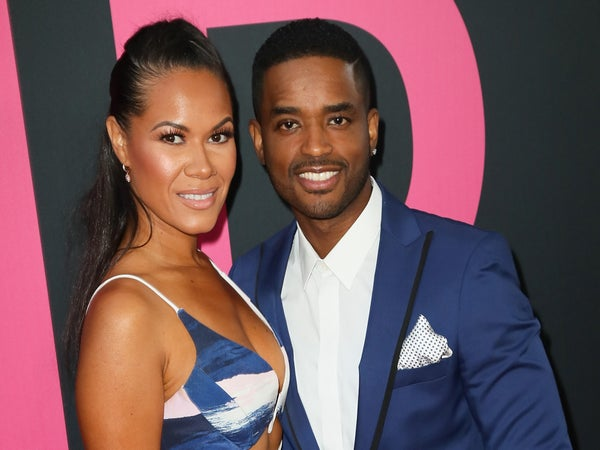 Larenz Tate Reveals How Jamie Foxx Helped Him Meet His Wife Tomasina