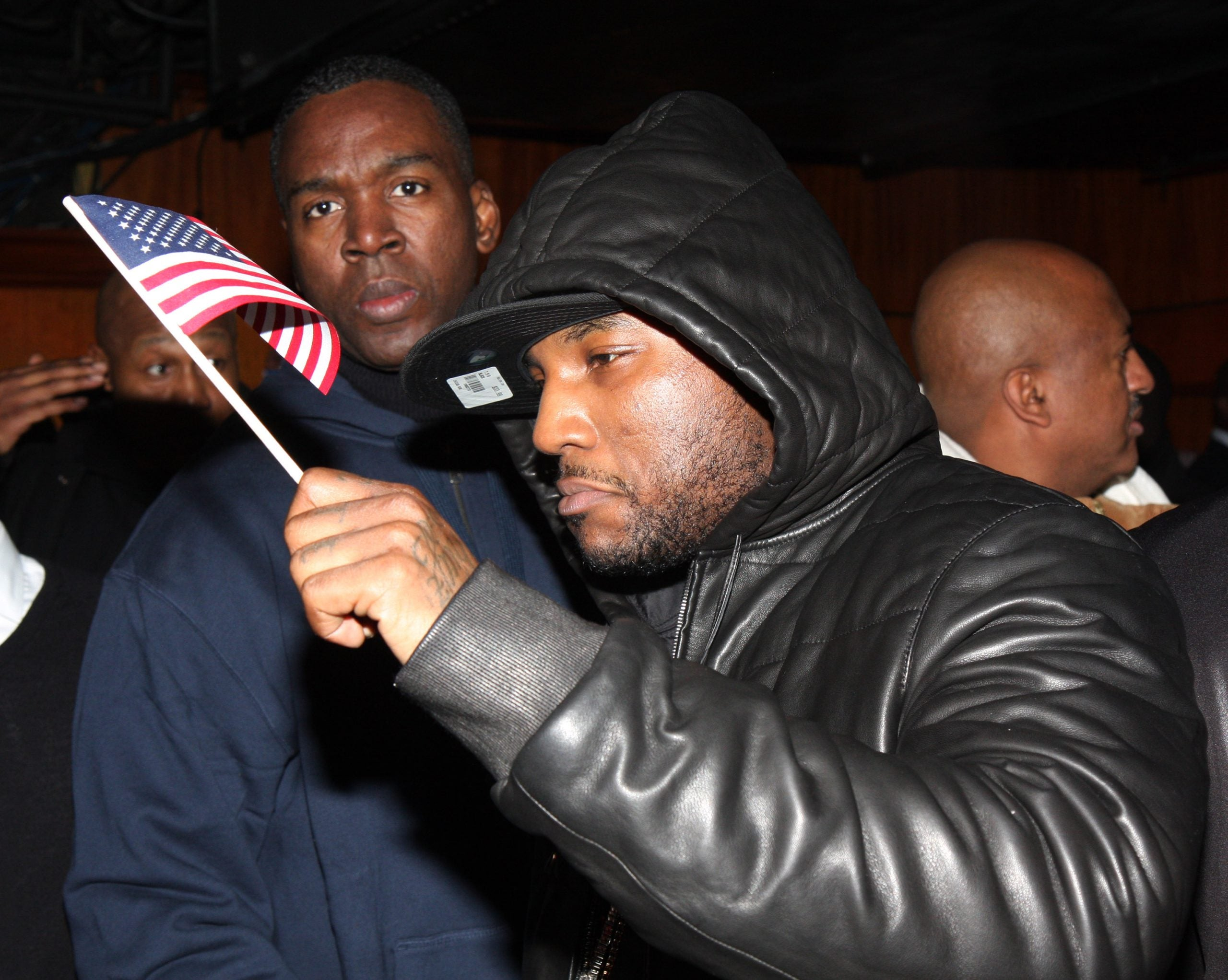 """Young Jeezy attends his """"Presidential Status"""" Inauguration Ball at Club Love on January 18, 2009 in Washington, DC."""