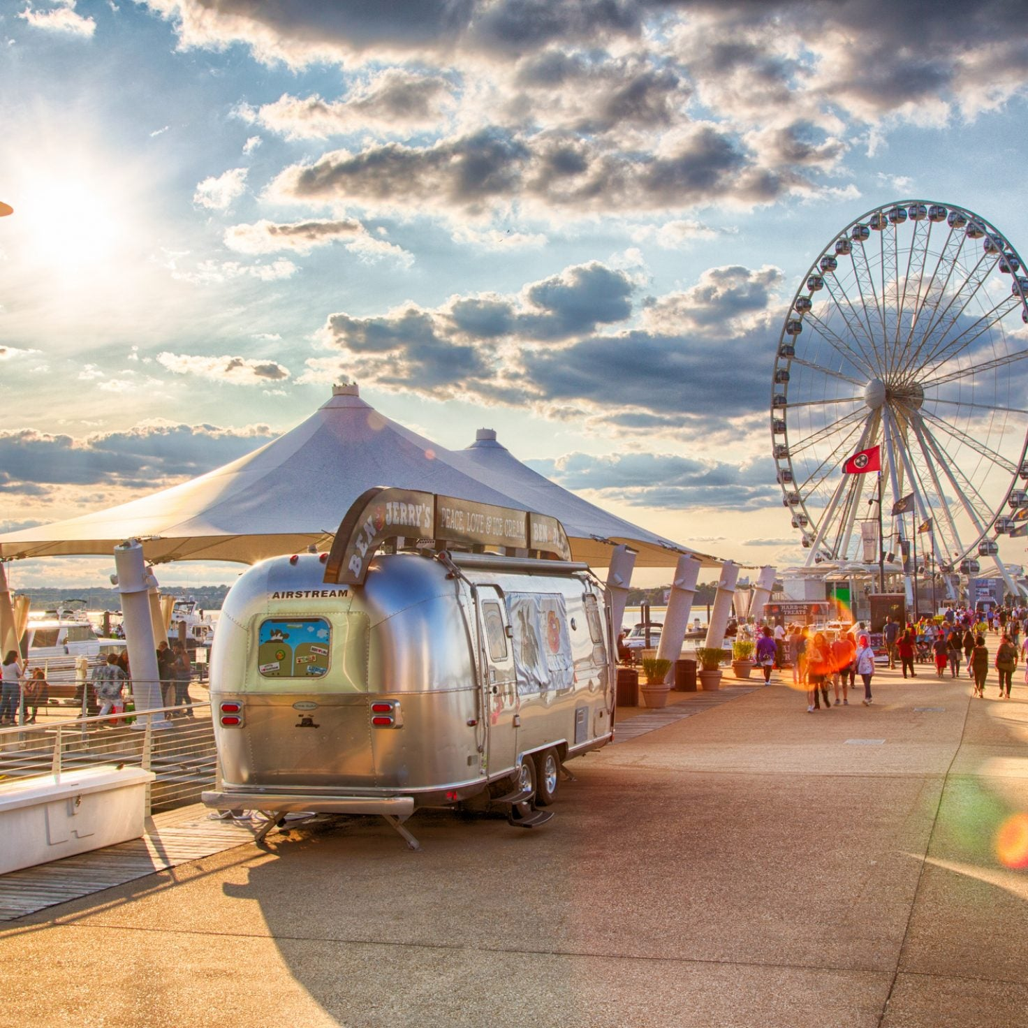 Why The National Harbor Is DC's Hidden Treasure