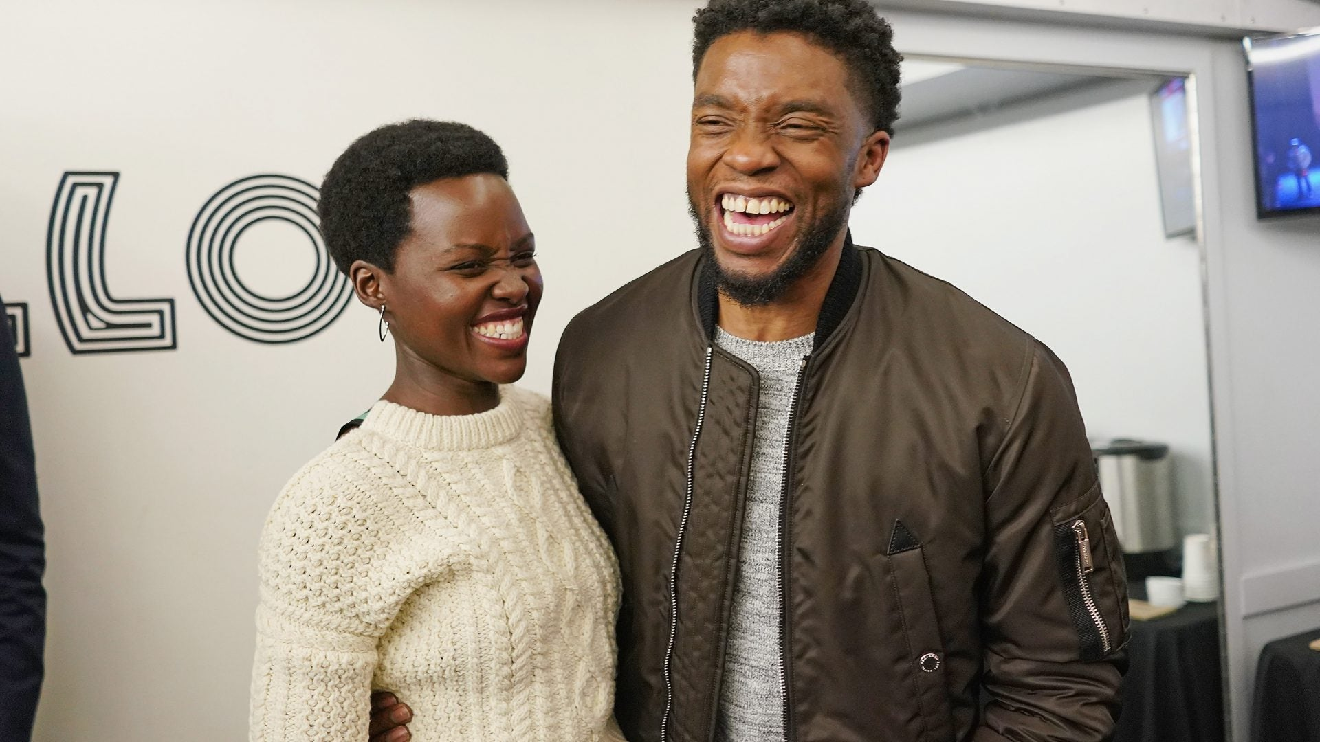 Lupita Nyong'o Describes Loss Of Chadwick Boseman As 'A Punch To The Gut'