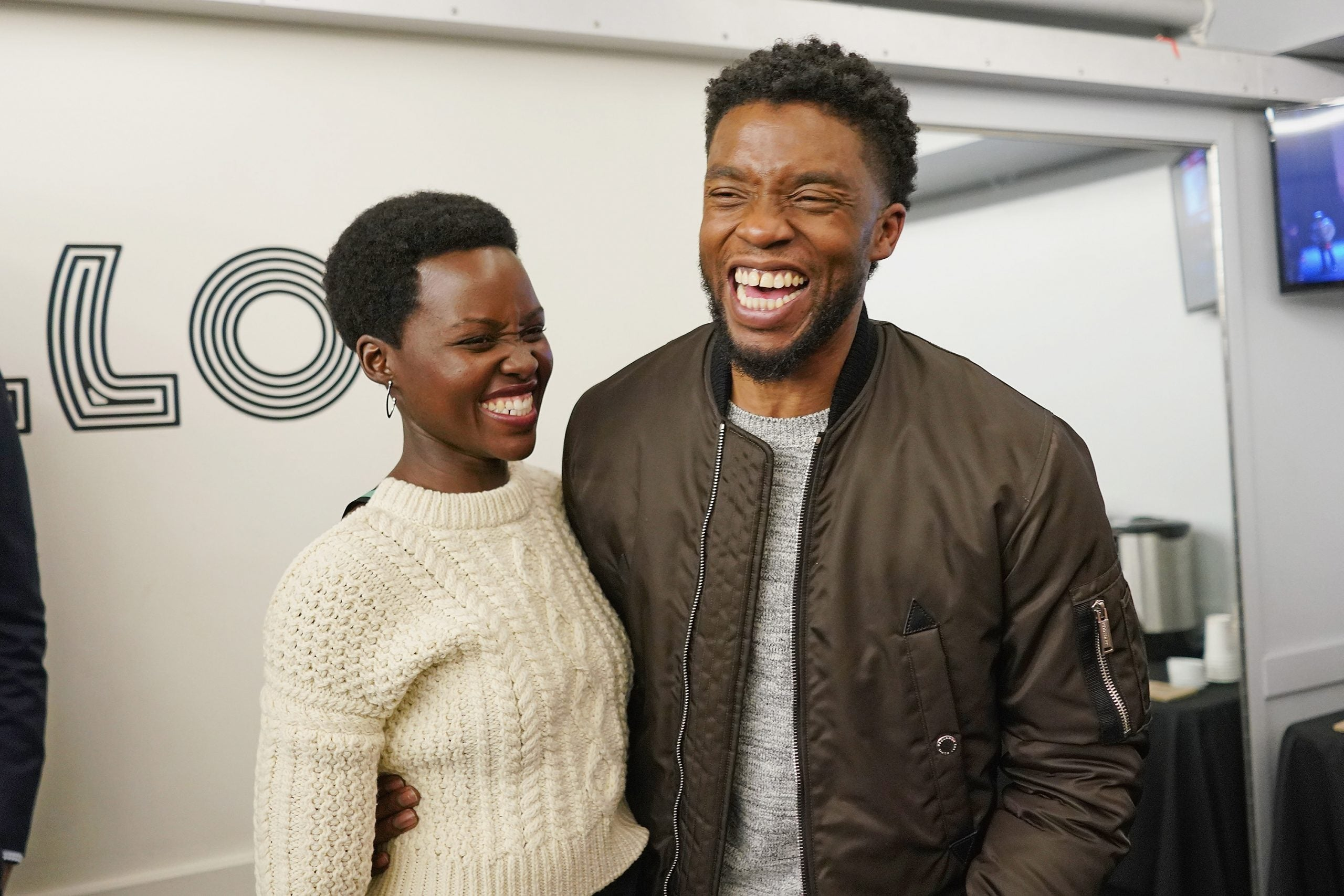 Lupita Nyong'o Describes Loss Of Chadwick Boseman As 'A Punch To The Gut'