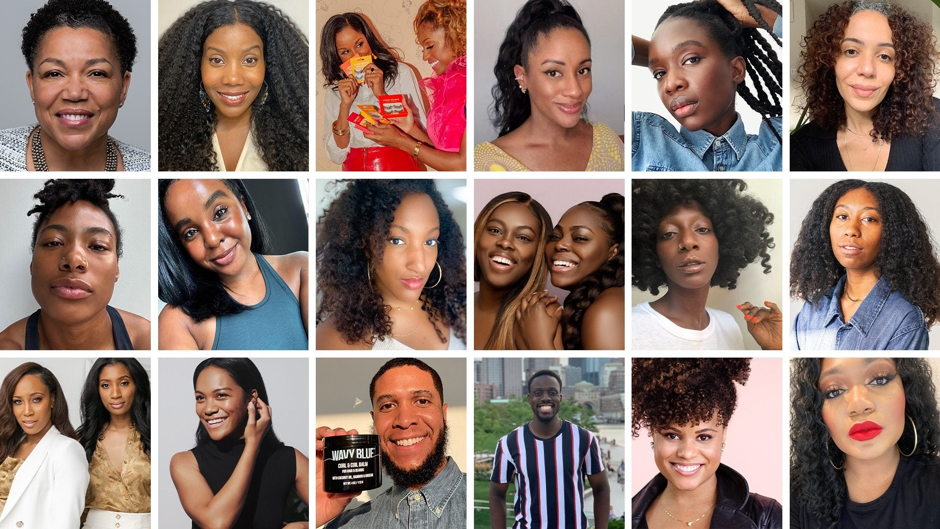 Meet The 16 Companies Selected To Receive Glossier's Black-Owned Beauty Business Grant