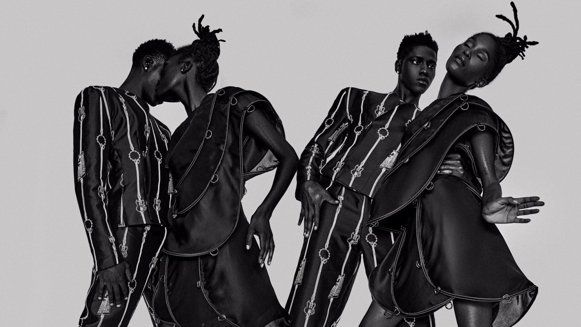 Antoine Gregory Launches Black Fashion Fair