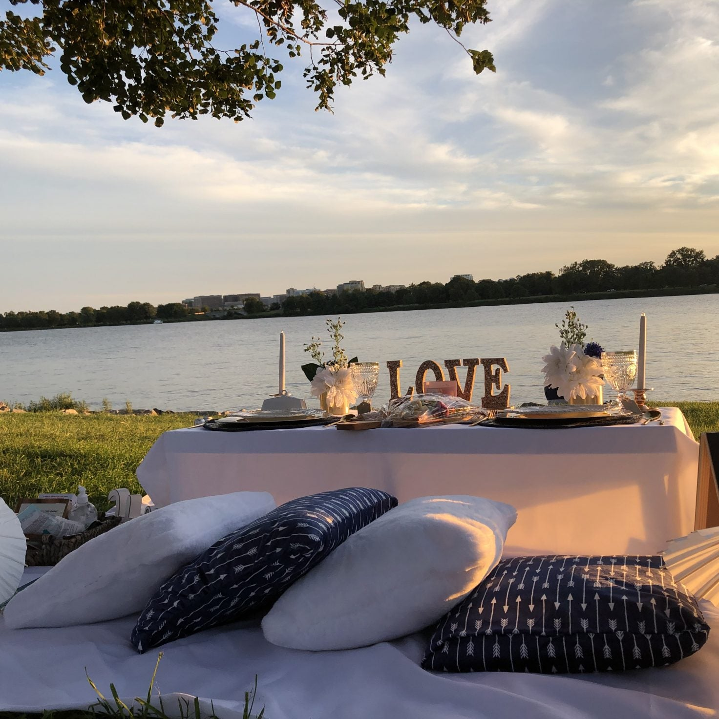 This Black-Owned Luxury Picnic Company Wants To Elevate Your Socially Distant Experiences