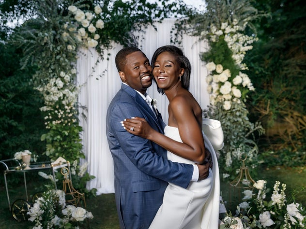 Bridal Bliss: Mills And Johanne's Vow Renewal