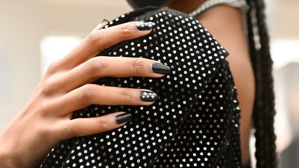 Gina Edwards On How To Recreate The Nail Look From Rebecca Minkoff's NYFW Fall 2020 Presentation