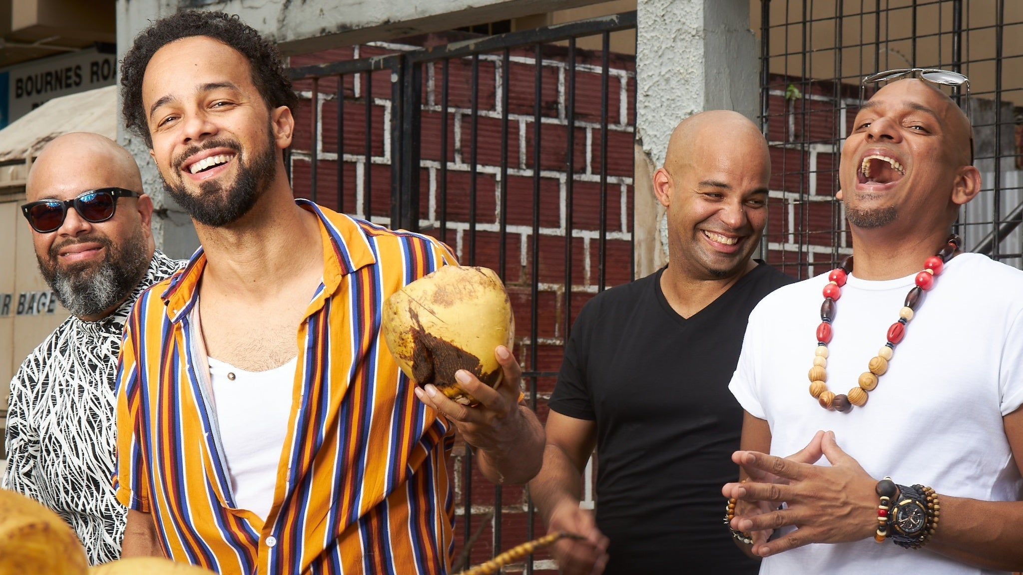 Trinidad & Tobago's Kes The Band Is Back With New Live Album