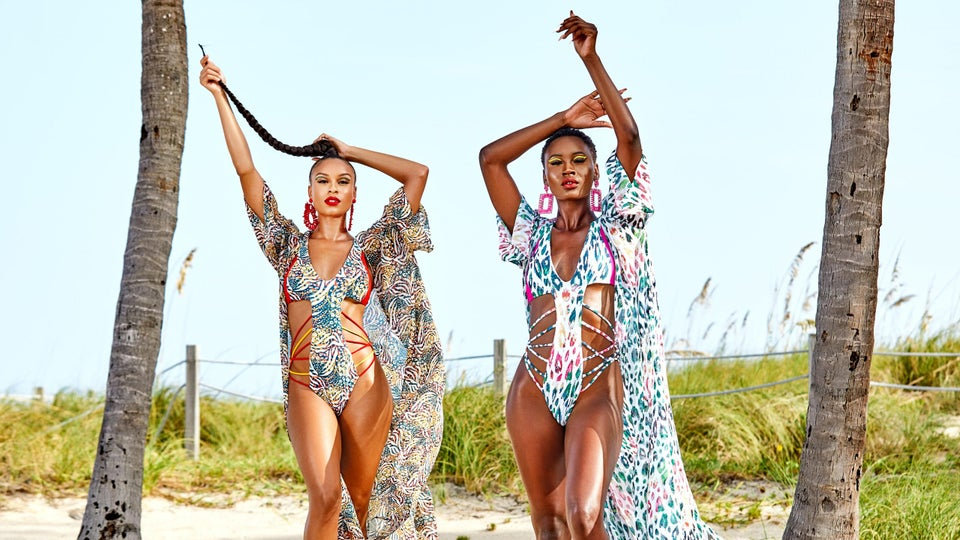 Swimwear Designer Keva Johnson Chats Latest Collection