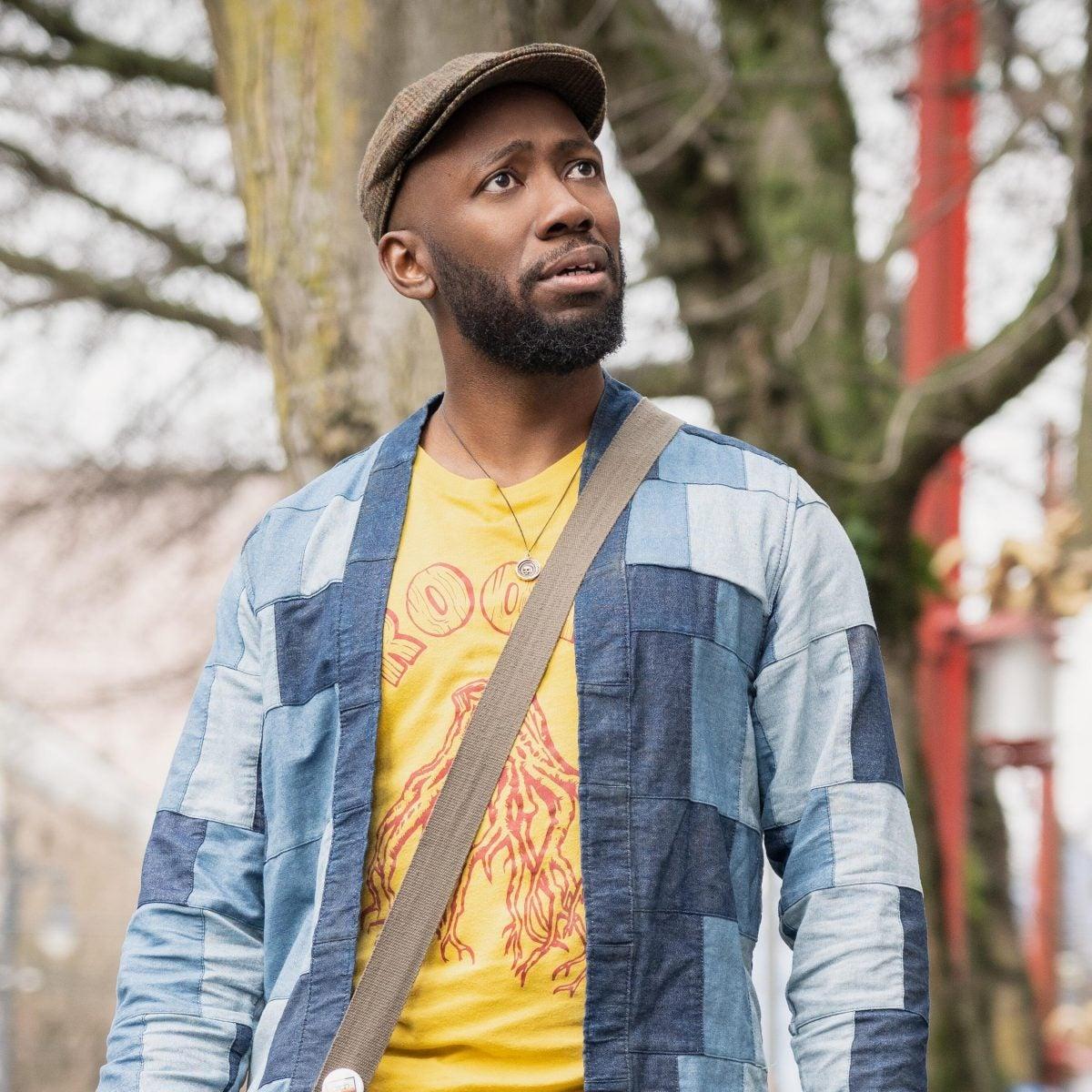 Lamorne Morris' New Series 'Woke' Hilariously Examines the Spectrum of Blackness