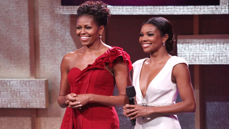 Gabrielle Union Reimagines 'Friends' With All-Black Cast To Benefit Michelle Obama's When We All Vote Initiative