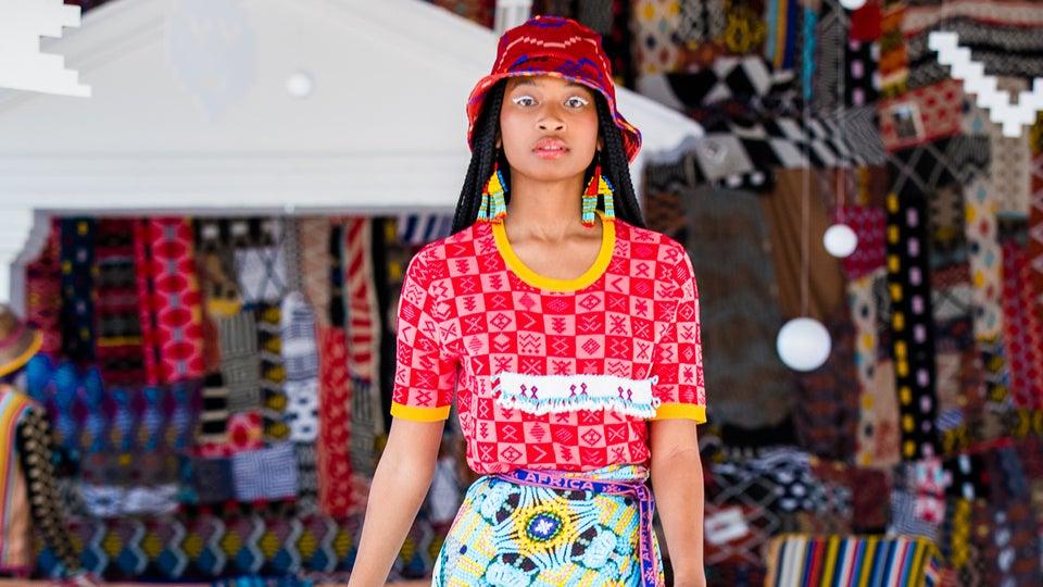 NYFW: MaxHosa AFRICA Spring/Summer 2021 Collection