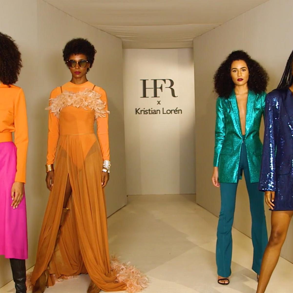 Harlem's Fashion Row Kicked Off NYFW This Past Sunday