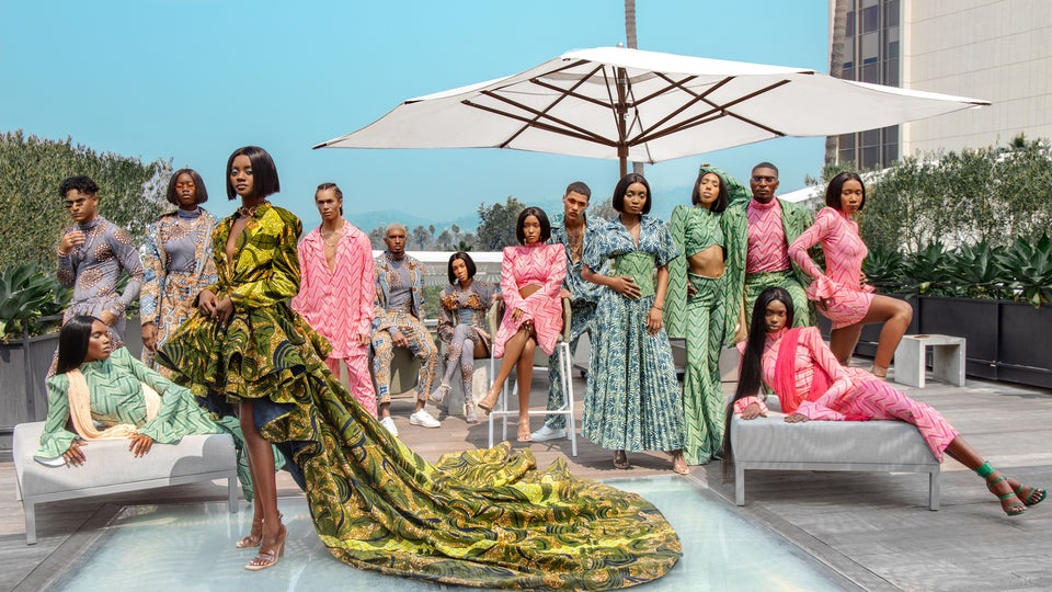 NYFW: Lavie By CK MYB 2021 Collection