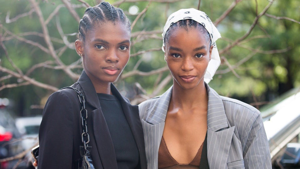 ICYMI: Melanin Magic And Natural Hair Were On Deck For NYFW