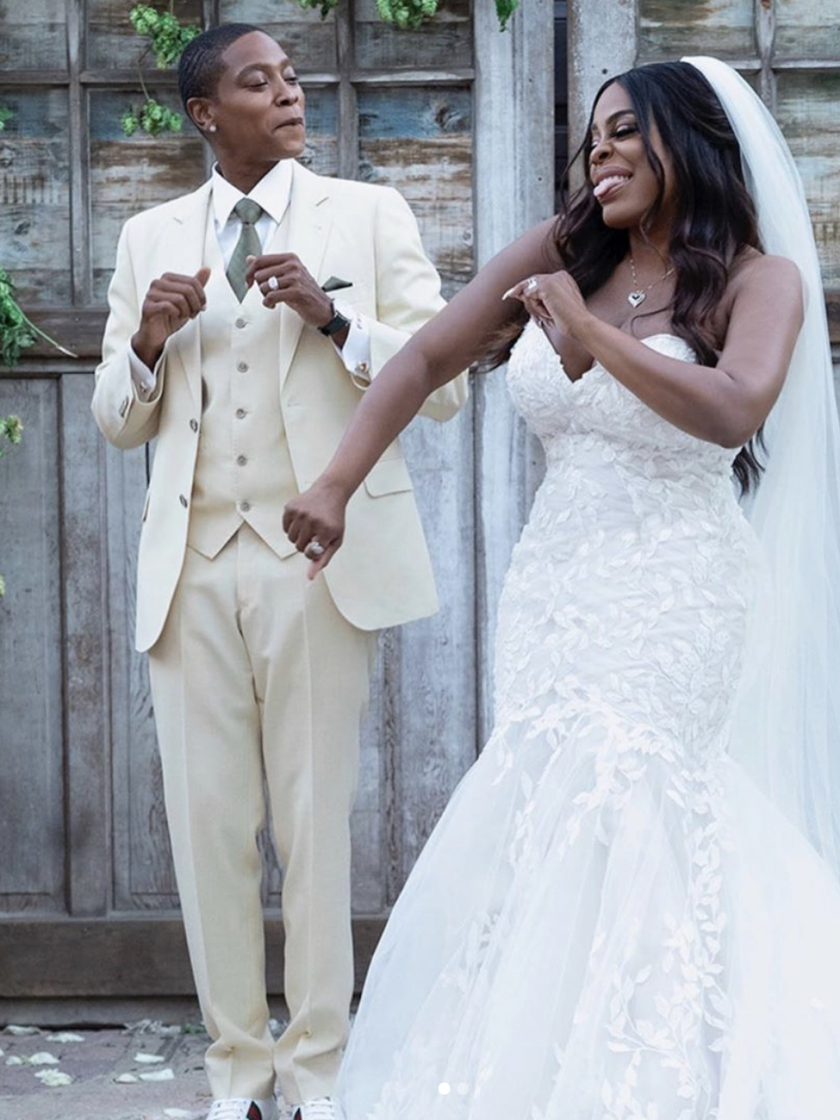 This Week In Black Love: Niecy Nash Makes It Official With Jessica Betts & More