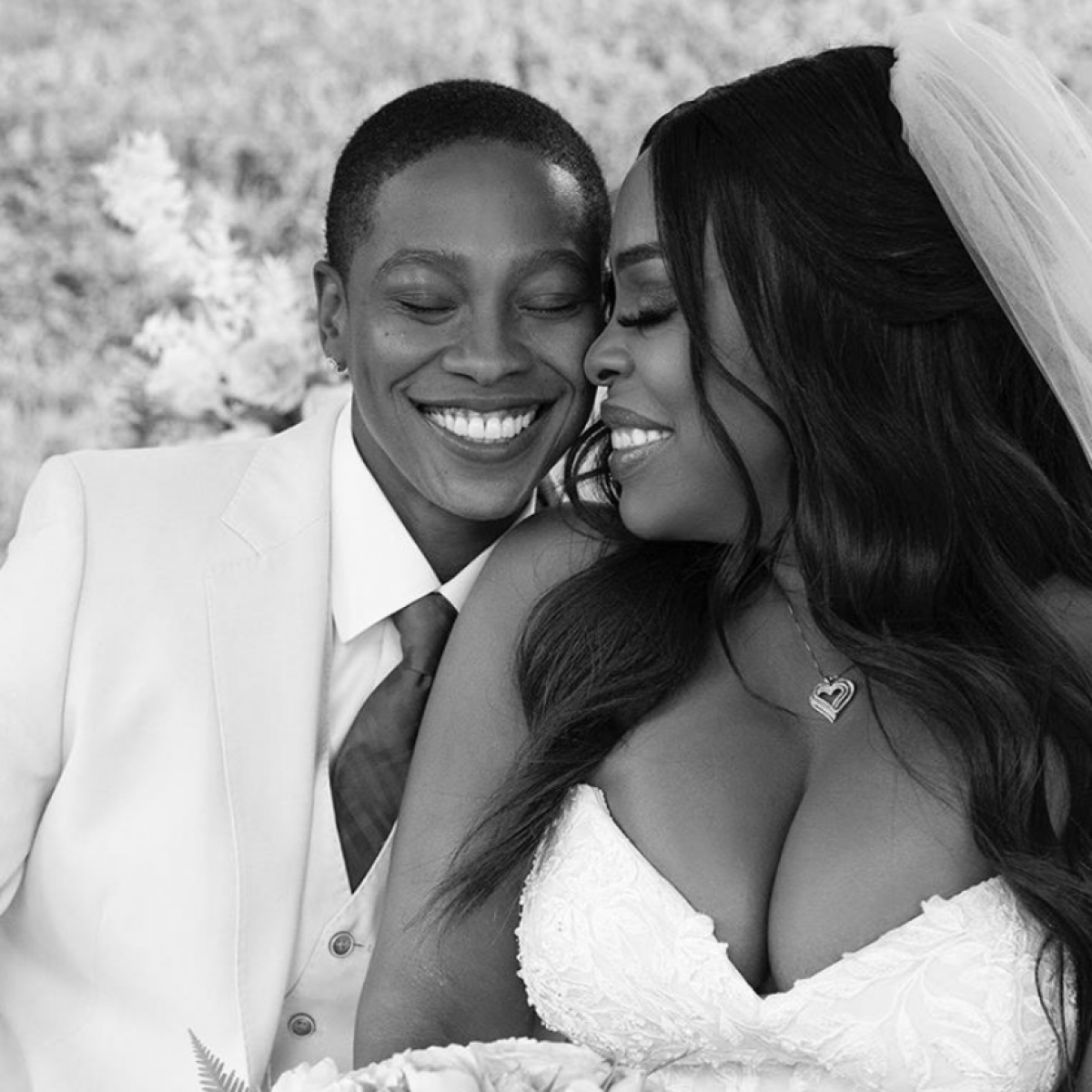 Niecy Nash Gushes About Her New Wife Jessica Betts: 'I Love Who I Love'