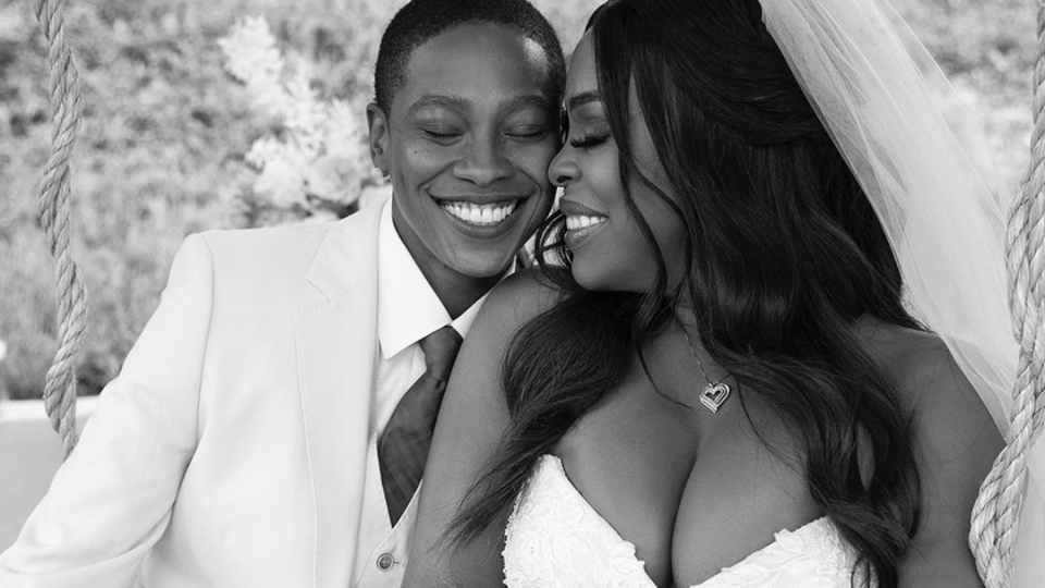 Niecy Nash Opens Up About Marriage To Jessica Betts