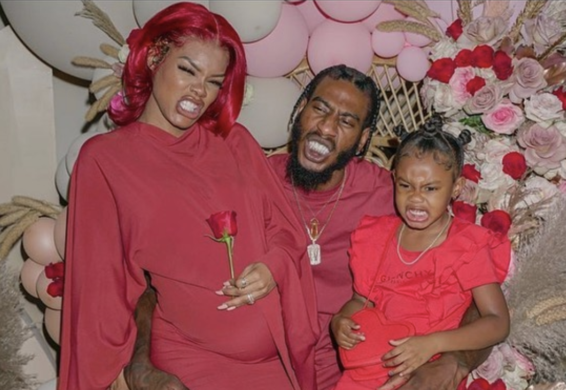 This Week In Black Love: Teyana and Iman Love Their New Family Of 4 & More