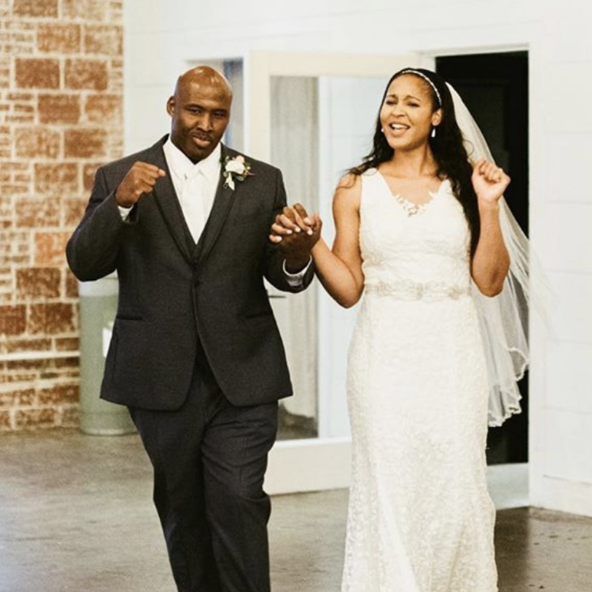 Former WNBA Maya Moore And Jonathan Irons Got Married After His Long-Awaited Prison Release