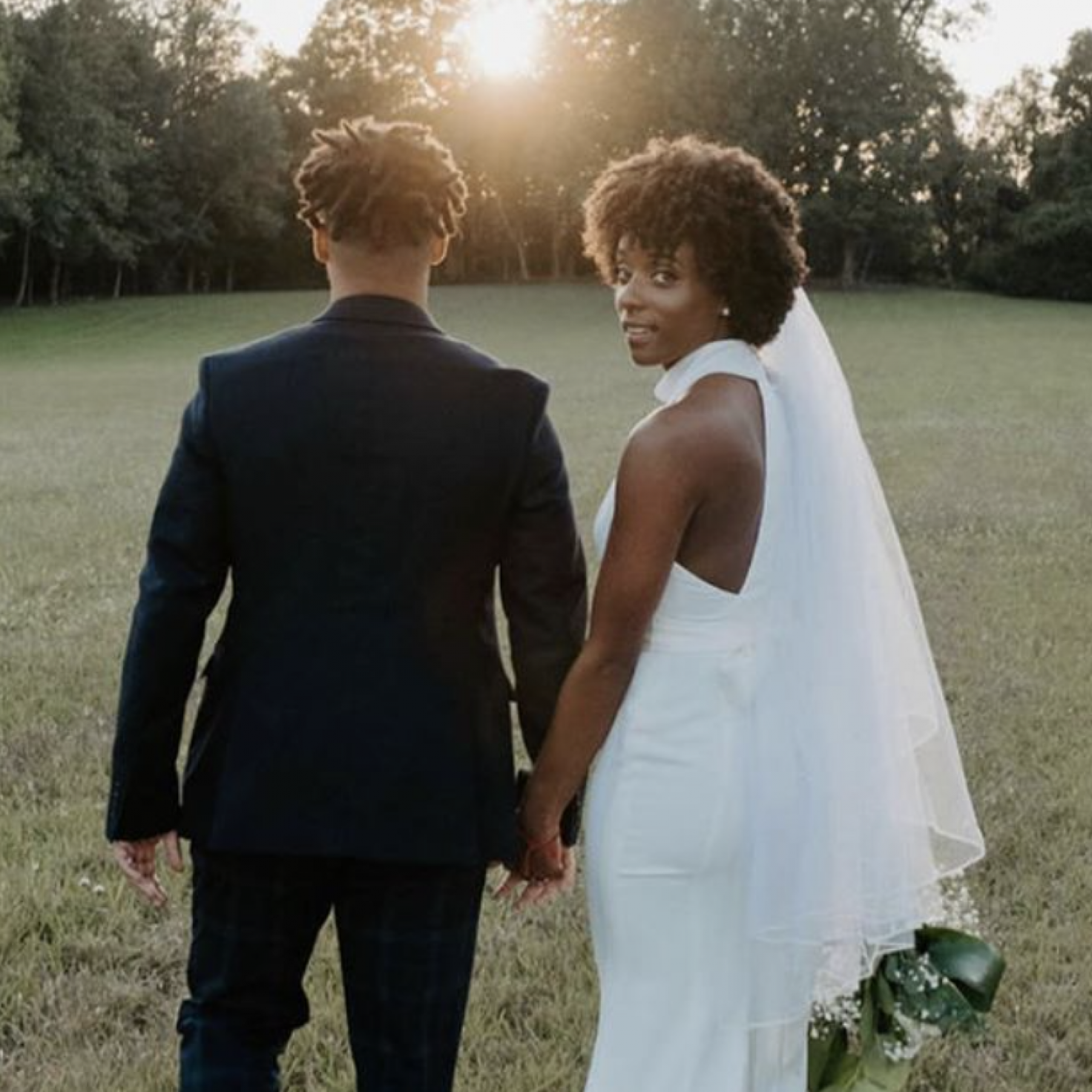 "This Week In Black Love: Tavior Mowry And Zandy Fitzgerald Say ""I Do"" & More"