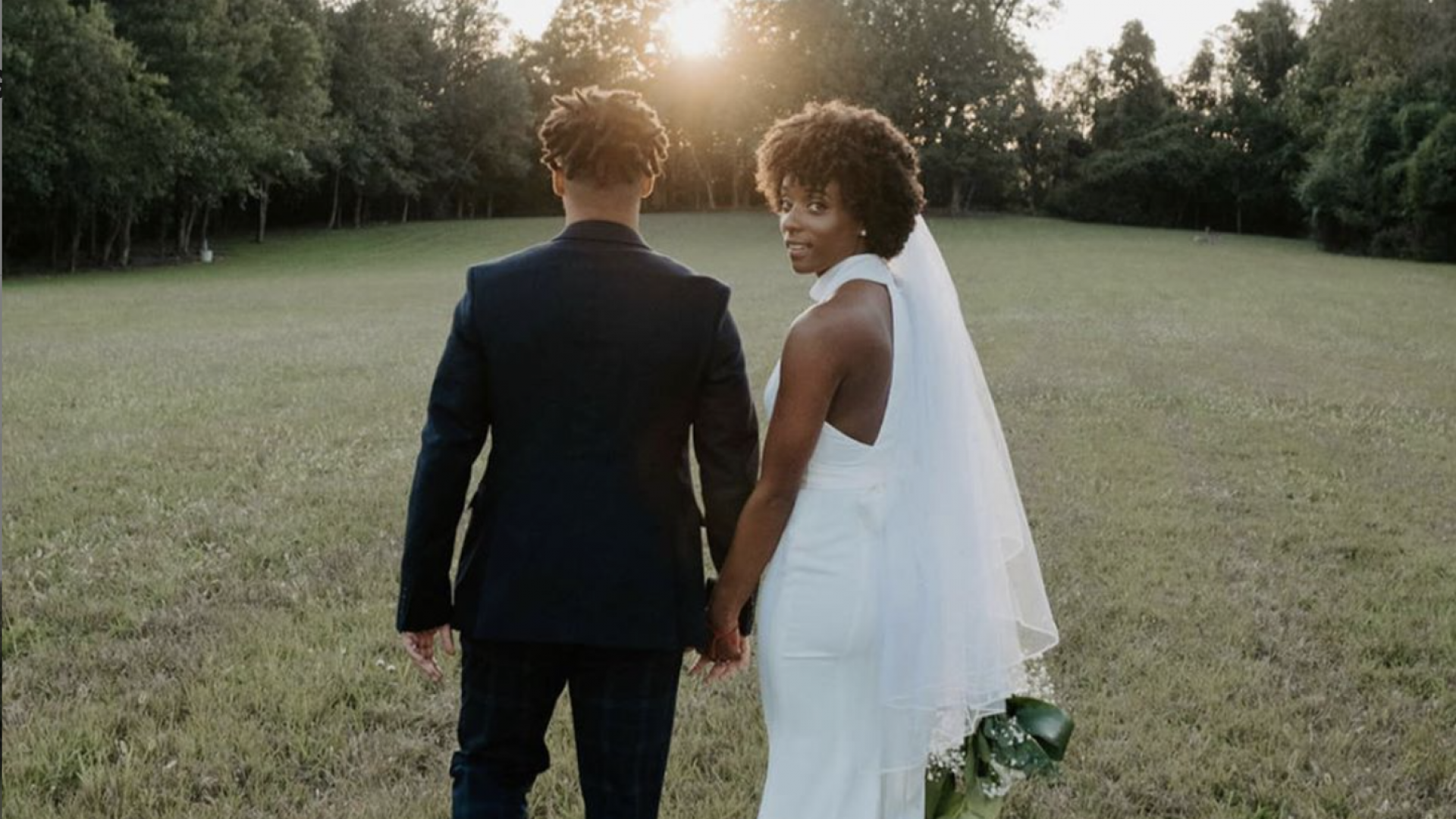 "This Week In Black Love: Tavior And Zandy Mowry Say ""I Do"""