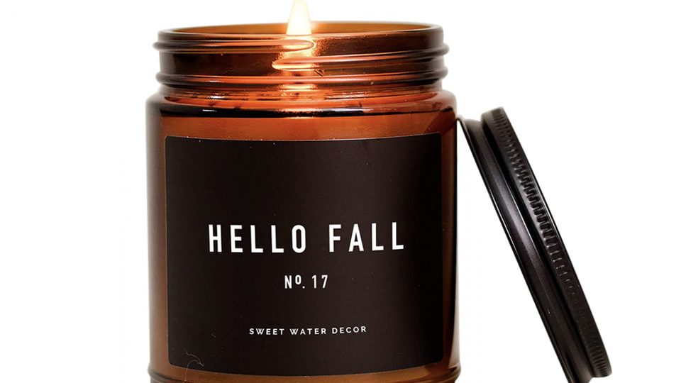 7 Candles That Smell Exactly Like Fall