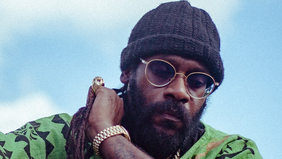Reggae Artist Tarrus Riley's New Album Gives Needed Solace During These Times