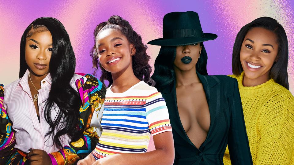 ESSENCE Girls United Virtual Summit Lineup: Amber Riley, Marsai Martin, Michael Rainey Jr., Kash Doll, Reginae Carter & More!