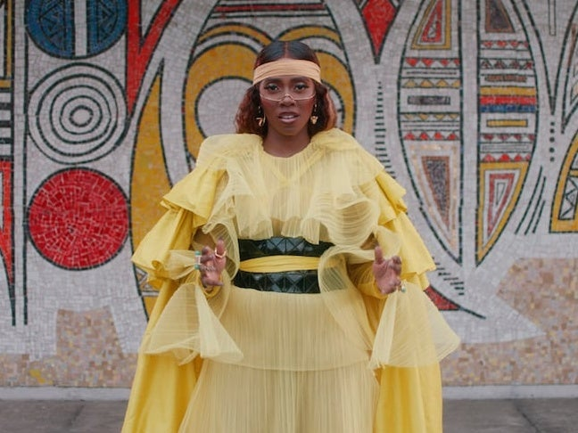 Tiwa Savage Delivers A Soothing Approach To Afrobeat With New Album 'Celia'