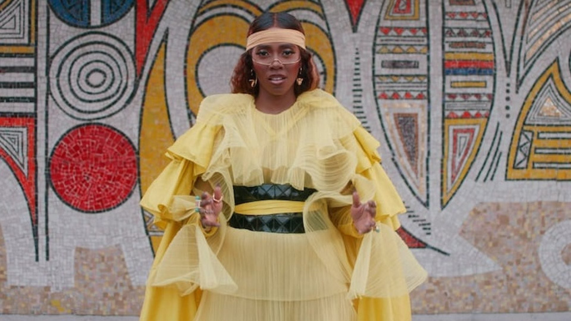 Tiwa Savage Delivers Soothing Approach To Afrobeat With New Album