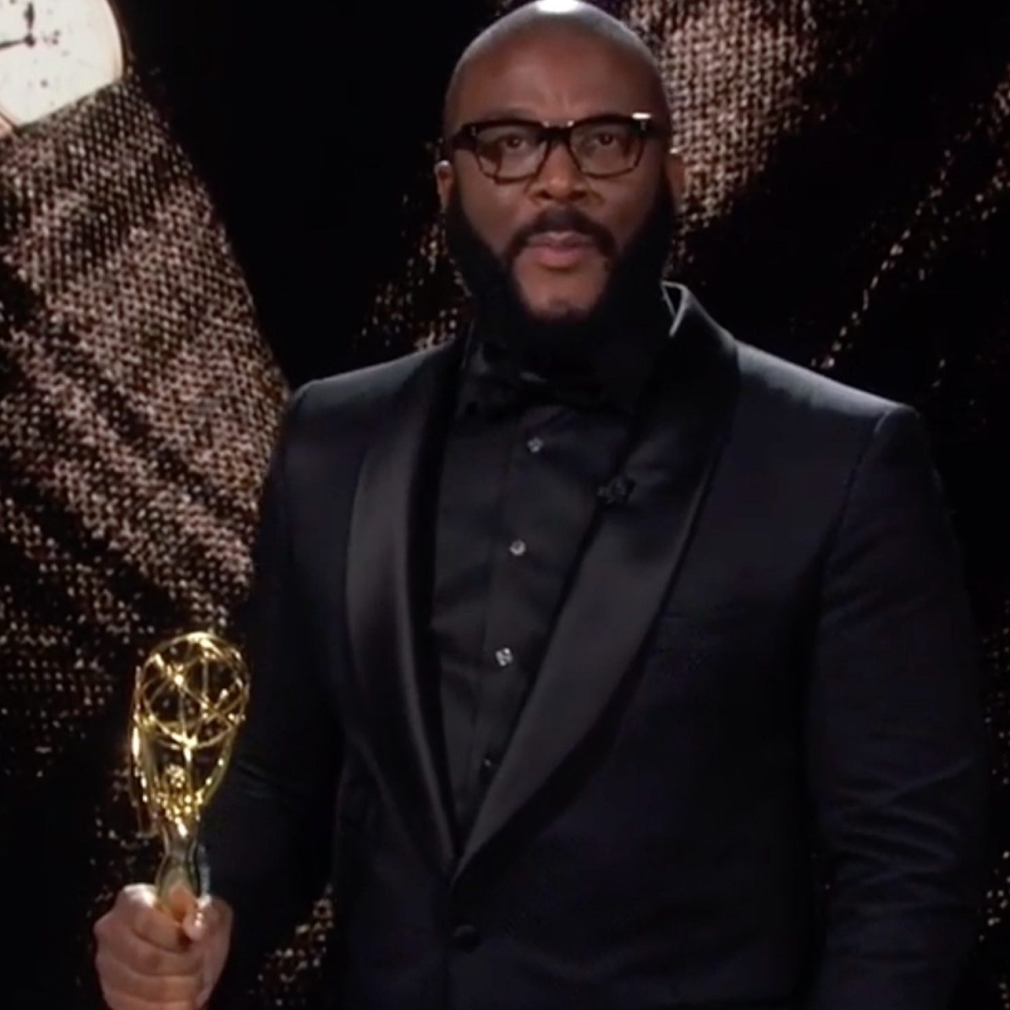 Tyler Perry Acknowledged Critics While Accepting The TV Academy's Governors Award