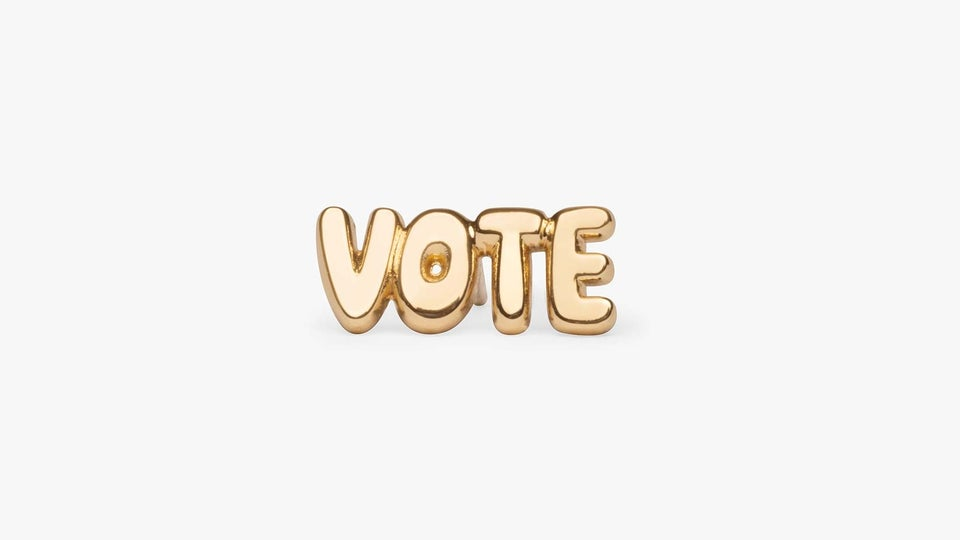 Studs X When We All Vote Partner For Vote Capsule Collection