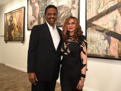Exclusive: Tina Knowles-Lawson And Richard Lawson On Bringing 'Black Terror' To Black Community Stages