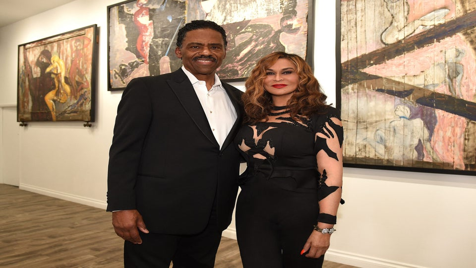 Tina Knowles Lawson And Richard Lawson's WACO Theater Center To Host Star-Studded Celebration For COVID-19 Relief