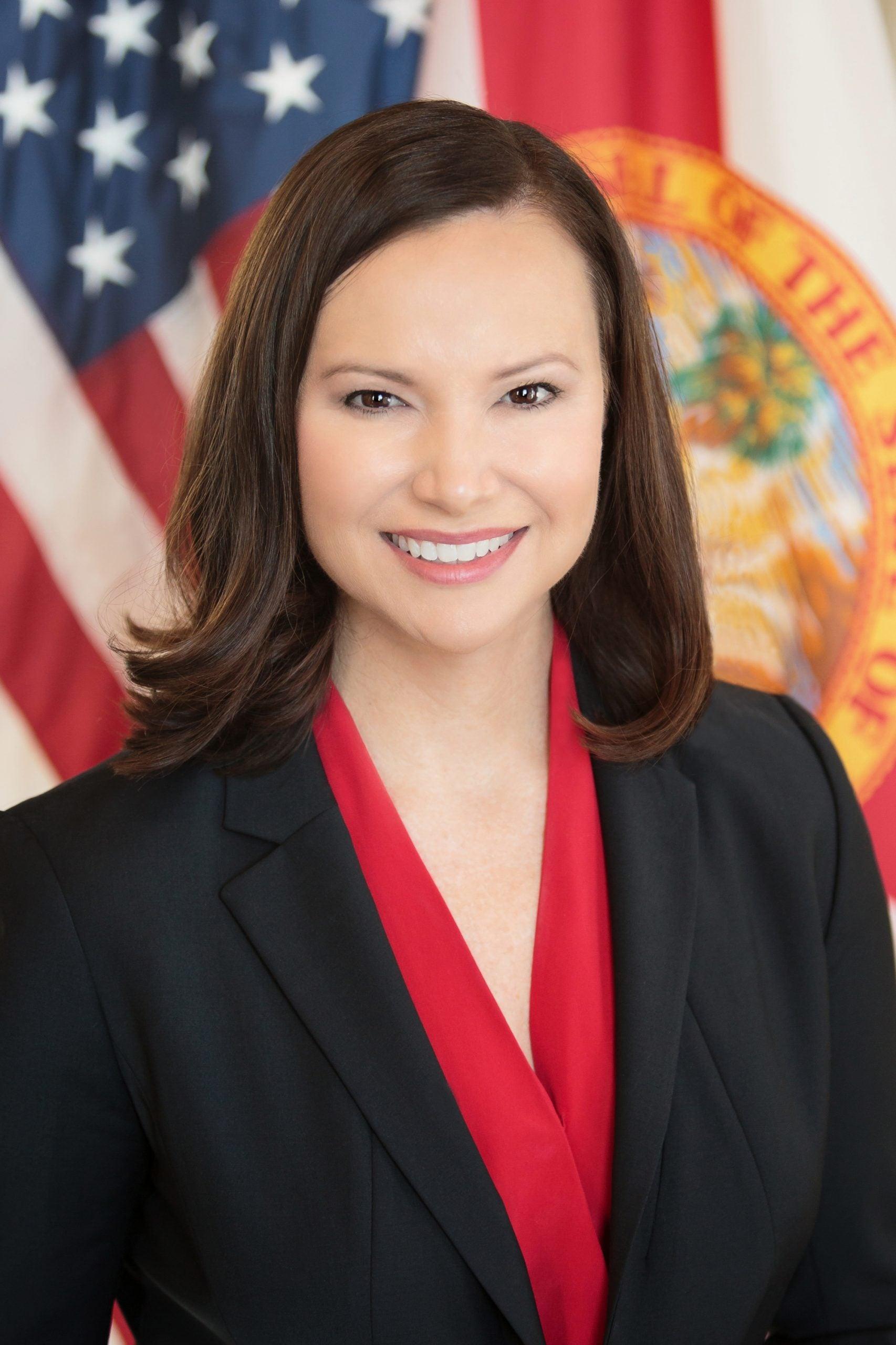 Florida Attorney General Ashley Moody