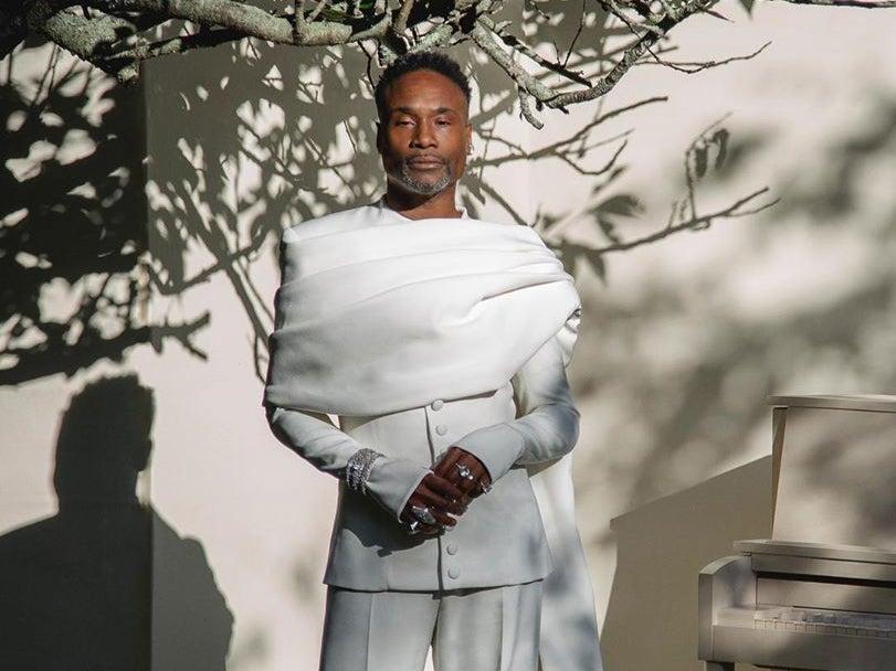Billy Porter Wears Custom Ashi Studio To The 2020 Emmys