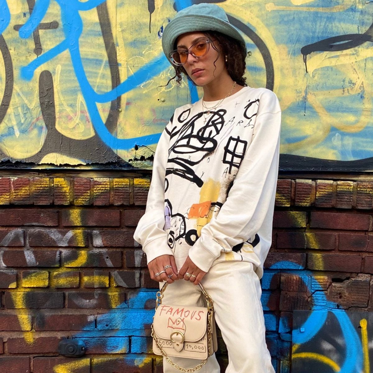When Art & Fashion Collide: Coach's Newest Collection Celebrates Jean-Michel Basquiat