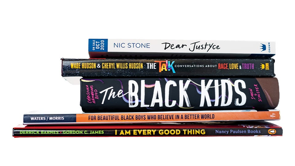 6 Must-Read Books About Race For Your Children