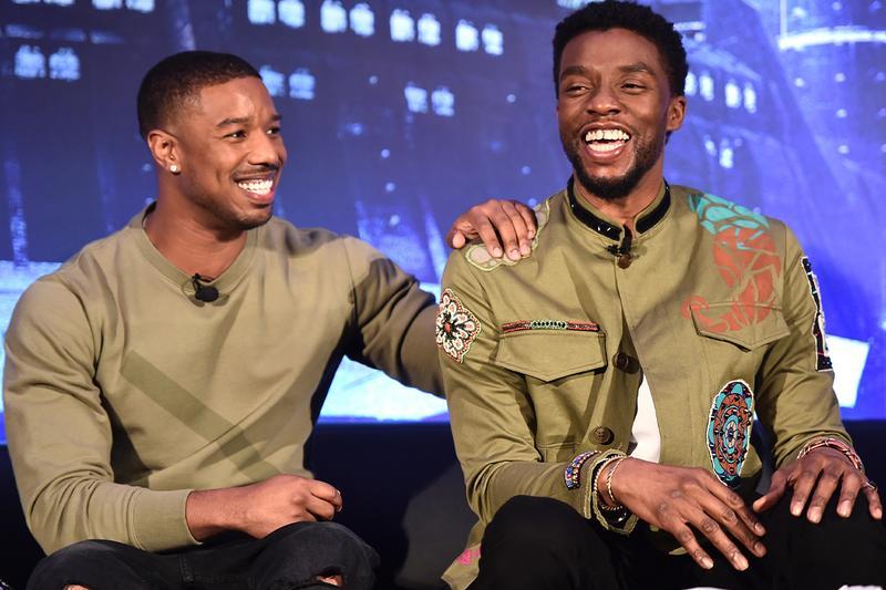 Michael B. Jordan Breaks Silence On Chadwick Boseman Death: 'I Wish We Had More Time'