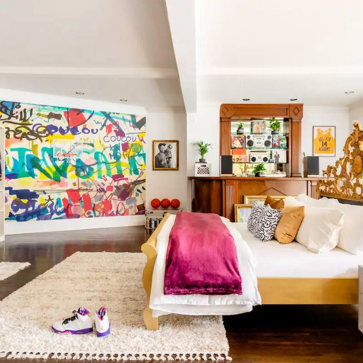 You Can Now Rent The 'Fresh Prince of Bel-Air' Mansion On Airbnb