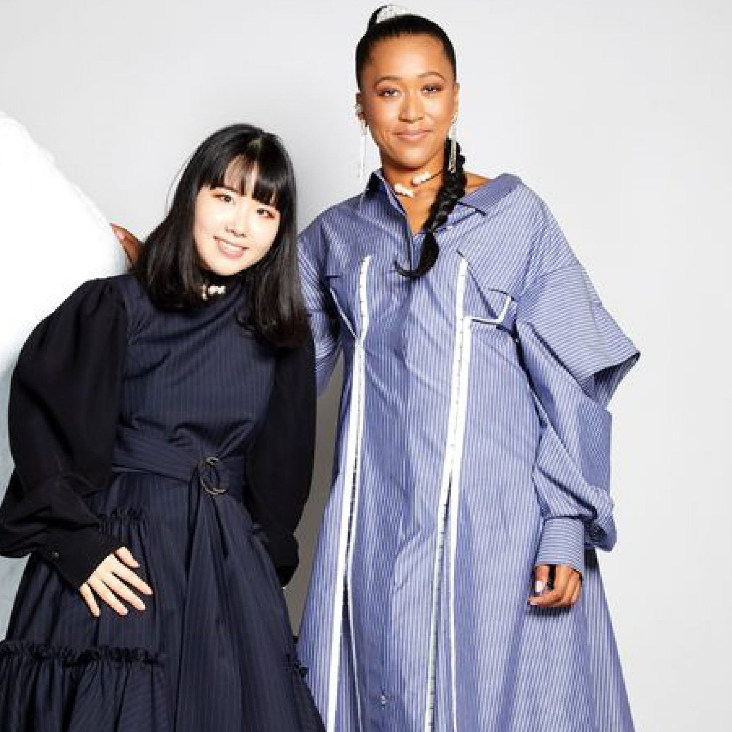 NYFW: ADEAM x Naomi Osaka Release Japanese-Inspired Collection