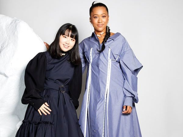 NYFW: ADEAM x Naomi Osaka Release Japanese-Inspired Collection