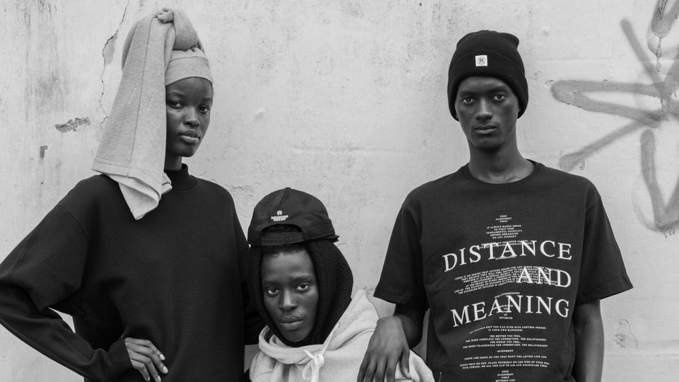 Jide Osifeso Chats About Reigning Champ Collaboration