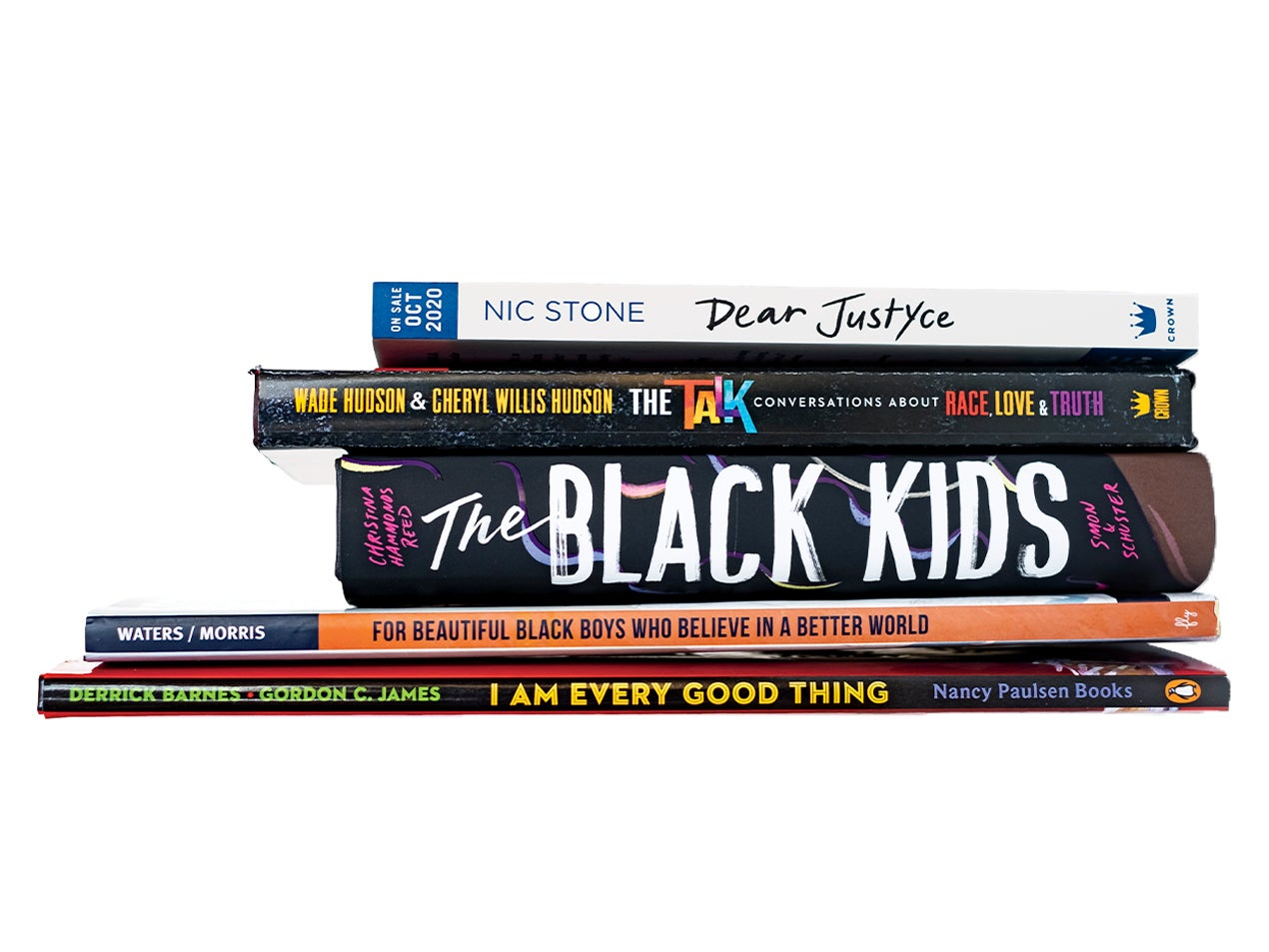 Back To School: 6 Must-Read Books About Race For Your Children And Teens