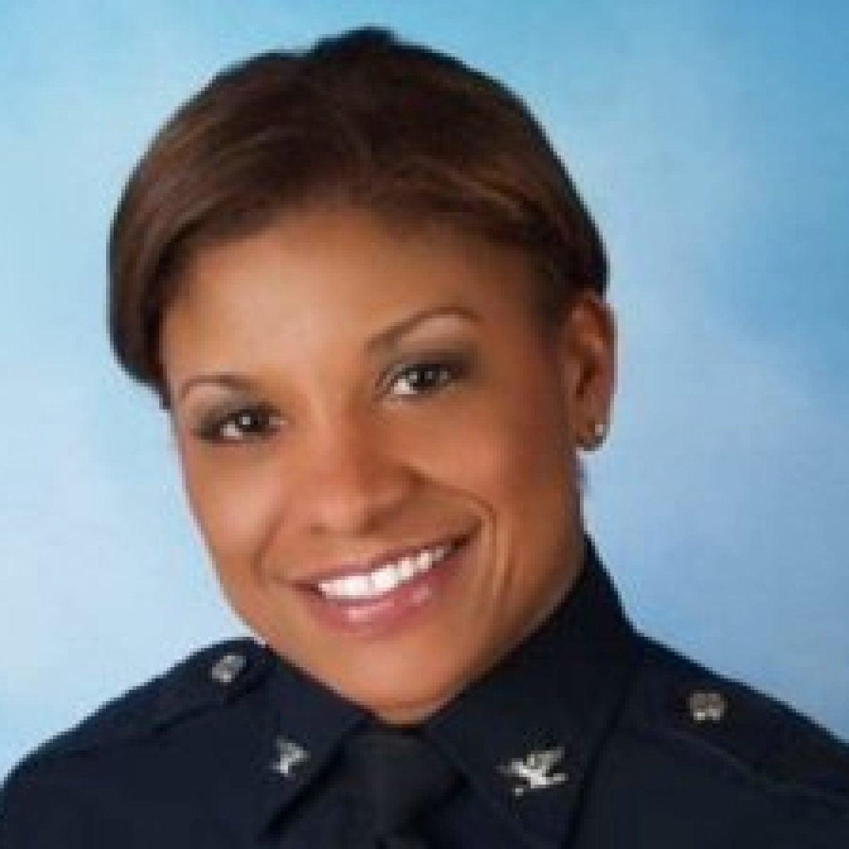 Louisville Names Yvette Gentry Interim Police Chief