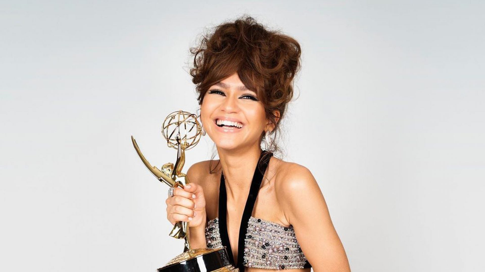 Zendaya Wore Two Couture Gowns To The 2020 Emmys