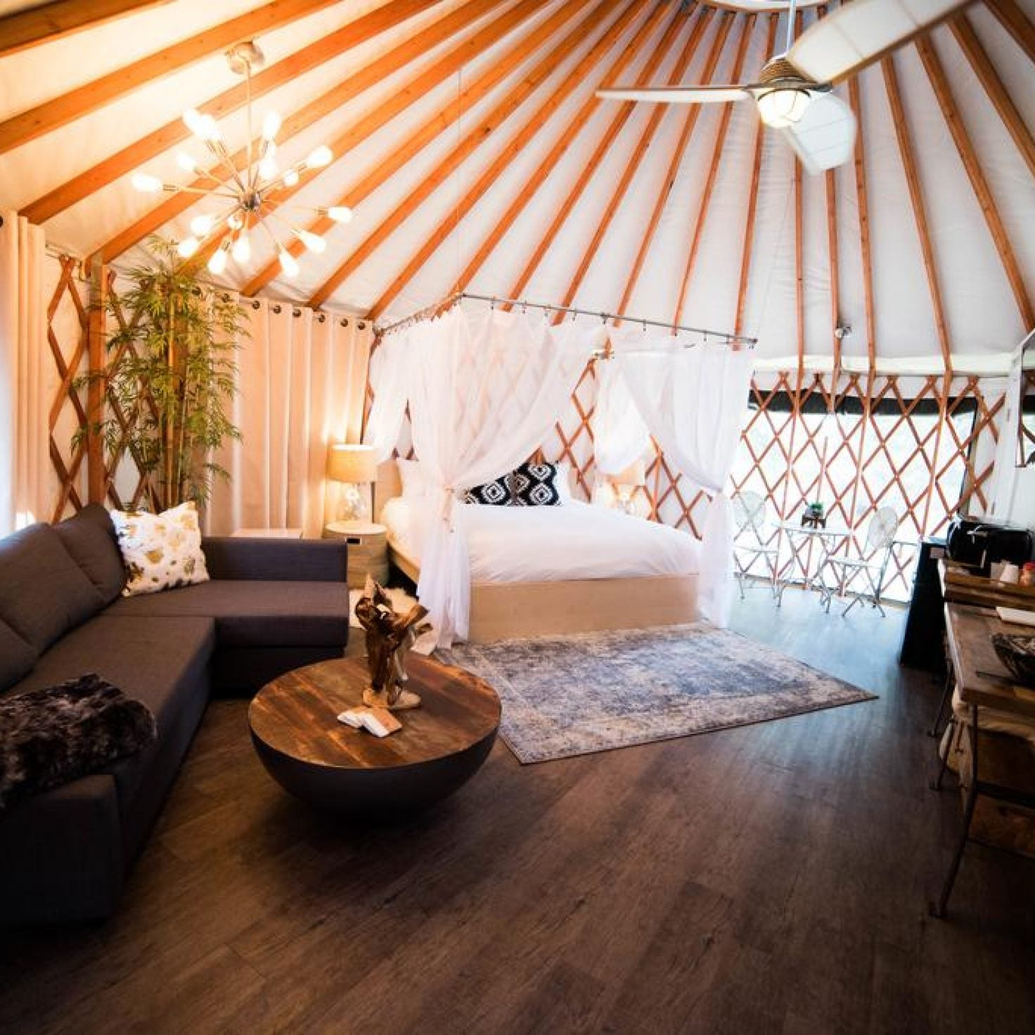 Gone Glamping! 5 Luxury Camping Destinations You Must Experience