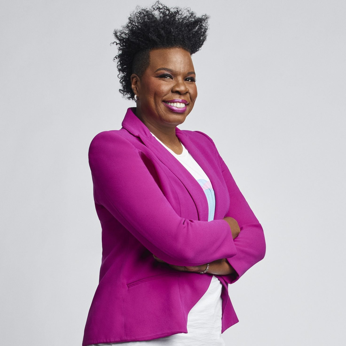 Leslie Jones Keeps It All The Way Real, About Everything
